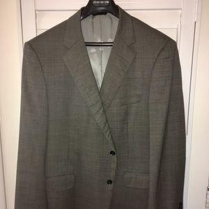 Samuelshon suit jacket blazer sport coat Size 48